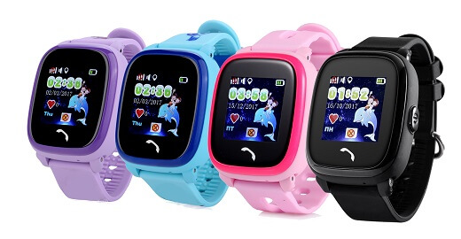 Wonlex GPS Kids Watch GW400S