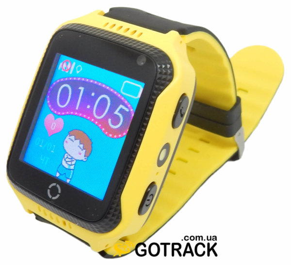 Детские часы Smart Watch WONLEX GW500S